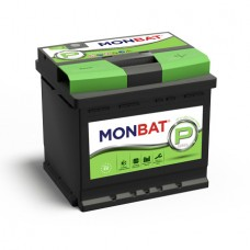 Baterie MONBAT Dynamic 55Ah